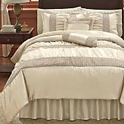 Indulgent Bedding, Decorative Pillows, Sham and Window Treatments