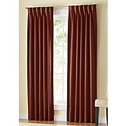 grommet glide silk allure panel