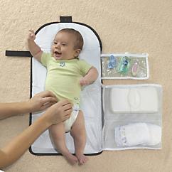 changeaway portable diaper changing kit