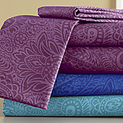 comfort creek paisley sheet set