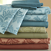 asher microfiber 2 pack sheet set