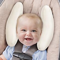 moisture wicking cradler car seat head support