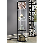 zebra floor lamp