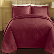 Monterey Embroidered Bedspread and Sham