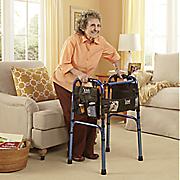 compact folding walker
