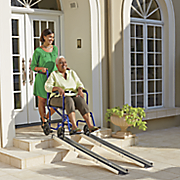 alum wheelchair ramp