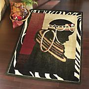 silhouette rug