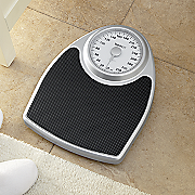 extra large dial analog precision scale