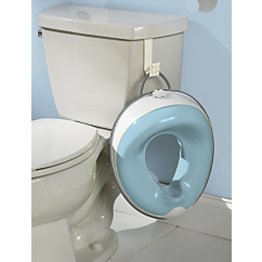 Potty Hook Bathroom Organizer