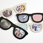 eyeglass photo collage frame