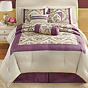 Valora 12-Piece Bed Set and Window Treatments
