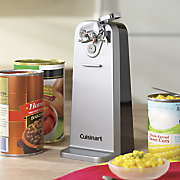 deluxe electric can opener by cuisinart