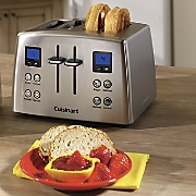 Countdown Toasters From Cuisinart