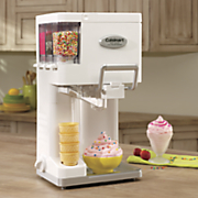 mix it in soft serve ice cream maker by cuisinart