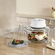 12 1/2-Qt. Halogen Turbo Oven by Aroma