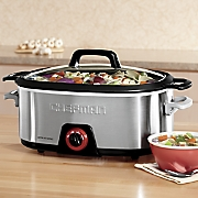 Die-Cast Slow Cooker by Chefman