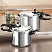 Manual Pressure Cookers