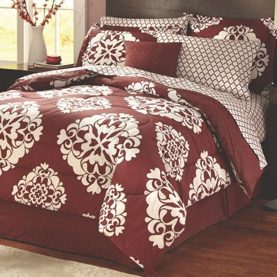 Cameron Complete Bed Set and Accessories