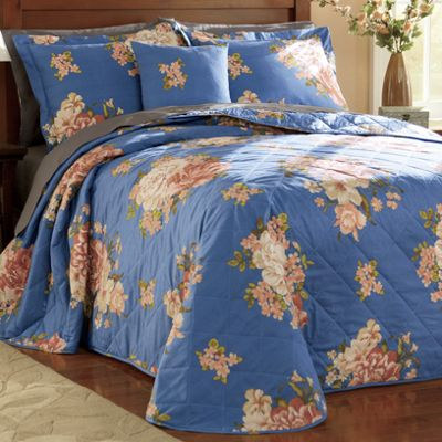 Colette Bedspread and Accessories