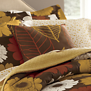 gerbera decorative pillow