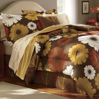 Gerbera Complete Bed Set and Accessories