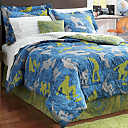 Skateboard Complete Bed Set and Accessories