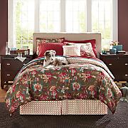 Jordanna Mink Comforter Set and Accessories