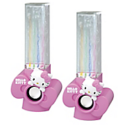 Hello Kitty Dancing Water Speakers