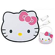 hello kitty usb ps2 optical mouse w mousepad