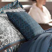 meridian decorative pillow