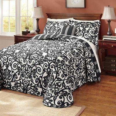 Padora Bedspread and Accessories