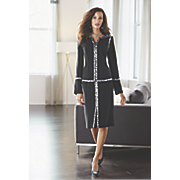 Sianna Animal Trim Suit