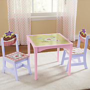 3 pc  teatime table set