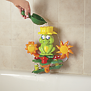 Water Frog Bath Toy