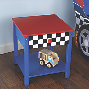 kidkraft racecar toddler table