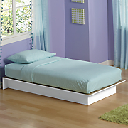 just for me twin platform bed