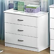 just for me 3 drawer dresser