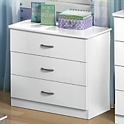 just for me 3 drawer dresser