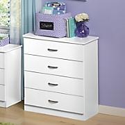 Just For Me 4-Drawer Dresser