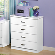 just for me 4 drawer dresser