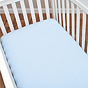Knit Jersey Fitted Crib Sheet