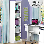 just for me 5 shelf bookcase