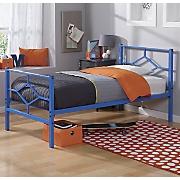 Twin Diamond Bed