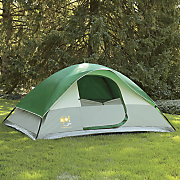 4 person go  dome tent by coleman