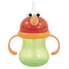 sesame street elmo sippy cup