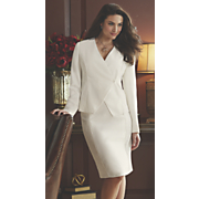Vianca Lace Trim Suit