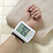 digital blood pressure wrist monitor