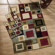 3 pc  jamie rug set
