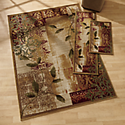 mystic vines 3 pc  rug set