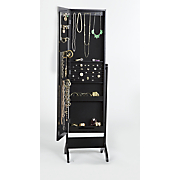 jewelry cabinet with mirror